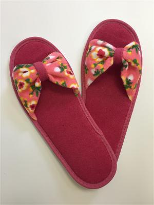 Тапочки A and C Collection. Цвет: розовый, малиновый