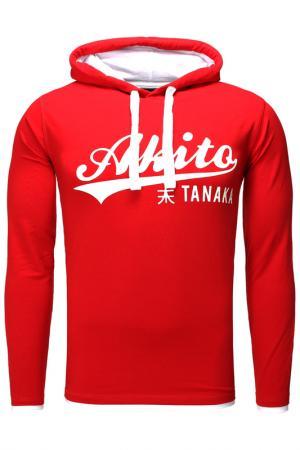 Sweatshirt Akito  Tanaka. Цвет: red, white