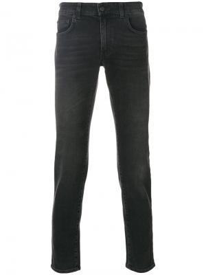 Классические джинсы скинни Department 5. Цвет: серый