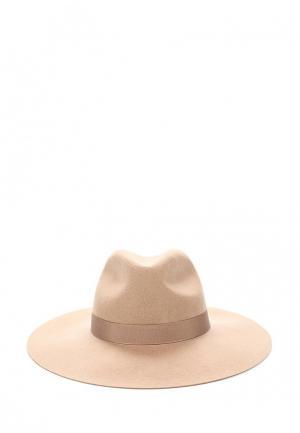 Шляпа Topshop. Цвет: коричневый