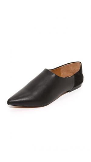 Обувь на плоской подошве On Point JAGGAR. Цвет: голубой