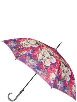 Зонт Eleganzza. Цвет: лиловый, бежевый, малиновый