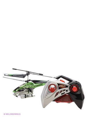 Вертолет на ИК управлении AULDEY. Цвет: серый, зеленый