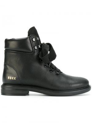 Ботинки Zoe Nubikk. Цвет: чёрный