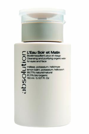 Тоник для снятия макияжа L'Eau Soir et Matin 150ml Absolution. Цвет: без цвета