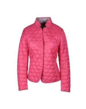 Куртка JAN MAYEN. Цвет: фуксия