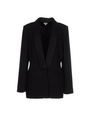Пиджак INTROPIA. Цвет: черный