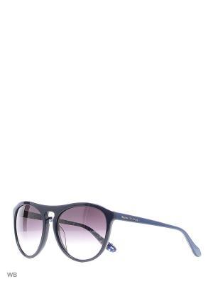 Солнцезащитные очки VW 822S 03 Vivienne Westwood. Цвет: фиолетовый