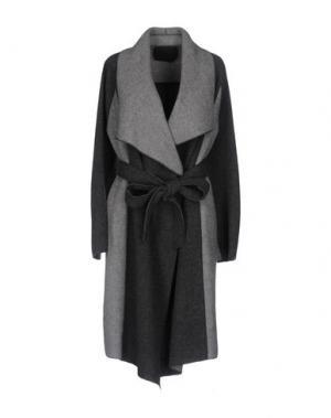 Легкое пальто DEMOO PARKCHOONMOO. Цвет: серый