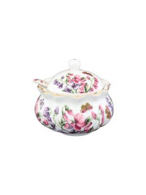 Хреновница Душистый цветок Elan Gallery. Цвет: белый, зеленый, фиолетовый, розовый