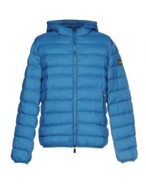 Куртка F**K PROJECT. Цвет: цвет морской волны