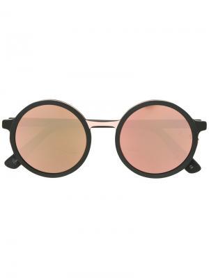 Солнцезащитные очки Soleil Sunday Somewhere. Цвет: чёрный