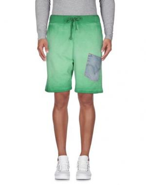 Бермуды ED 2.0. Цвет: зеленый