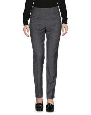 Повседневные брюки ROSSO35. Цвет: свинцово-серый