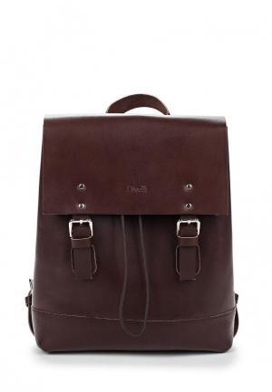 Рюкзак Divalli. Цвет: коричневый