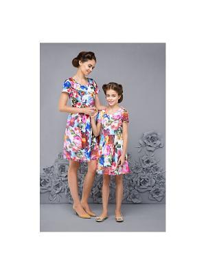 Платье 3D Беатрис Gioia di Mamma