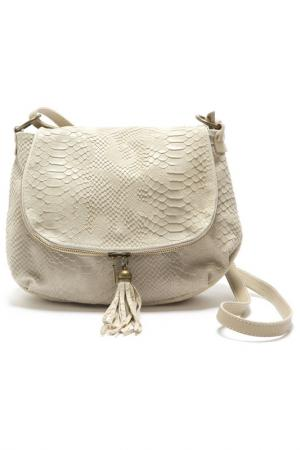 Bag ROBERTA M. Цвет: beige