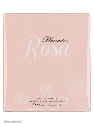 Парфюмерная вода Rosa EDP 30 ML NATURAL SPRAY BLUMARINE. Цвет: прозрачный