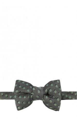 Шелковый галстук-бабочка Tom Ford. Цвет: салатовый