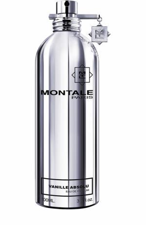 Парфюмерная вода Vanille Absolu Montale. Цвет: бесцветный