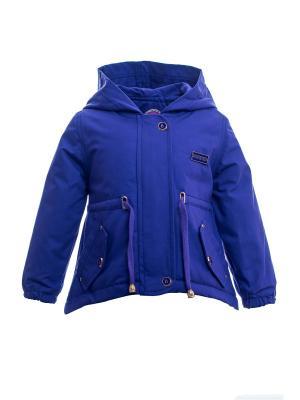Куртка Bonito kids. Цвет: фиолетовый