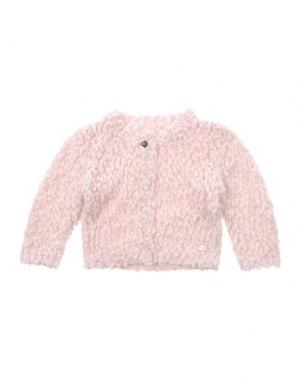 Кардиган IKKS. Цвет: розовый