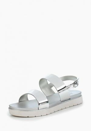 Сандалии Sweet Shoes. Цвет: серебряный