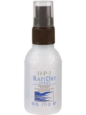 Opi Жидкость для быстрого высыхания лака, 60 мл. Цвет: прозрачный