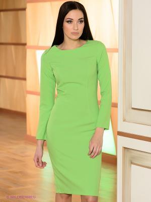 Платье LuAnn. Цвет: салатовый