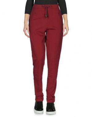 Повседневные брюки ED 2.0. Цвет: пурпурный