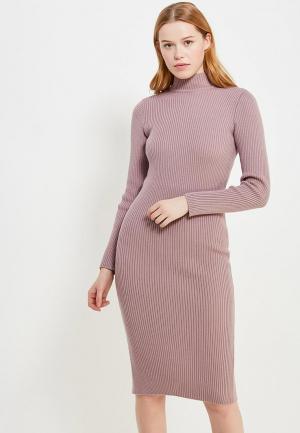 Платье Demurya Collection. Цвет: розовый