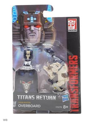 Дженерэйшнс Войны Титанов: Мастера Титанов Transformers. Цвет: белый, фиолетовый