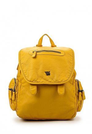 Рюкзак Vera Victoria Vito. Цвет: желтый