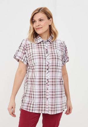 Рубашка Silver String. Цвет: розовый
