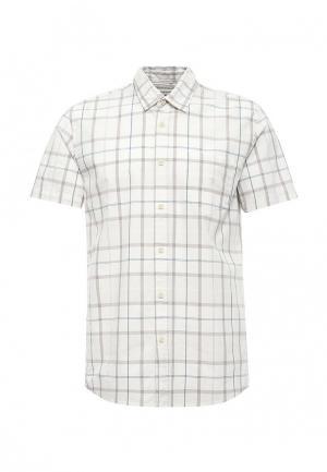 Рубашка Quiksilver. Цвет: белый