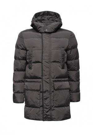 Куртка утепленная Geox. Цвет: серый