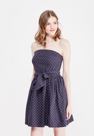 Платье Colins Colin's. Цвет: синий