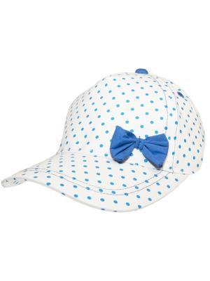 Бейсболки YO!. Цвет: синий, белый