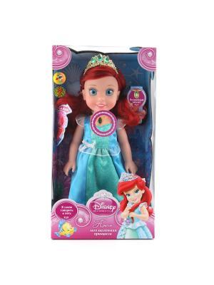 Кукла Карапуз Disney Princess Aриэль. Цвет: бирюзовый