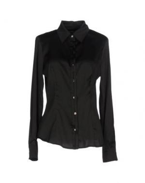 Pубашка KORALLINE. Цвет: черный