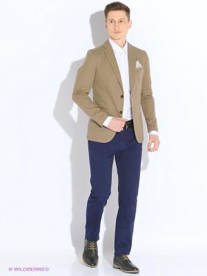 Пиджак Sisley. Цвет: бежевый