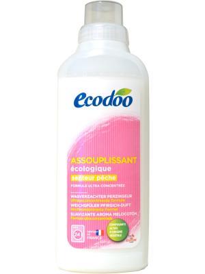 Ecodoo Кондиционер Для Белья С Ароматом Персика, Флакон 750 Мл. Цвет: прозрачный
