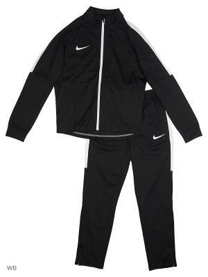 Спортивный костюм Y NK DRY ACDMY TRK SUIT K Nike. Цвет: черный, белый