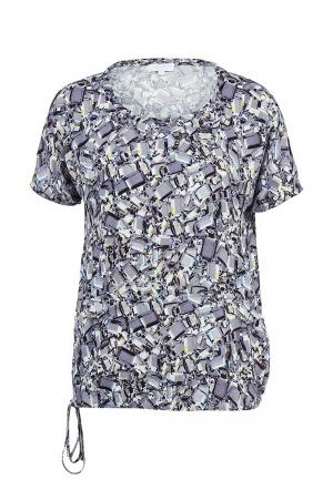 Блуза Escada Sport. Цвет: серый