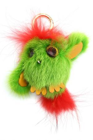 Брелок Donna Lorena. Цвет: красный, зеленый