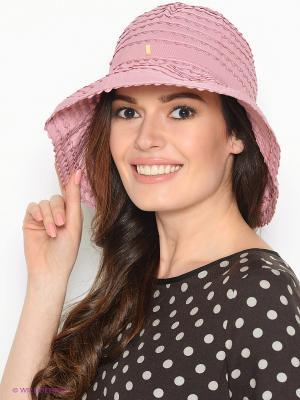 Шляпа Ваша Шляпка. Цвет: сиреневый, белый