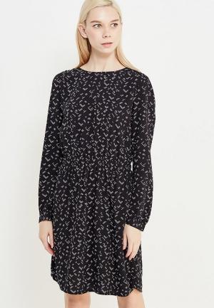 Платье Q/S designed by. Цвет: черный