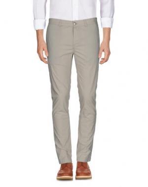 Повседневные брюки M.GRIFONI DENIM. Цвет: бежевый