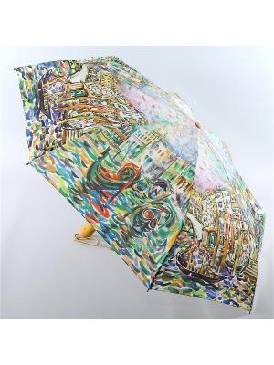 Зонт Zest. Цвет: бирюзовый, хаки
