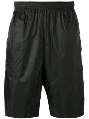 Спортивные шорты Diesel Black Gold. Цвет: чёрный